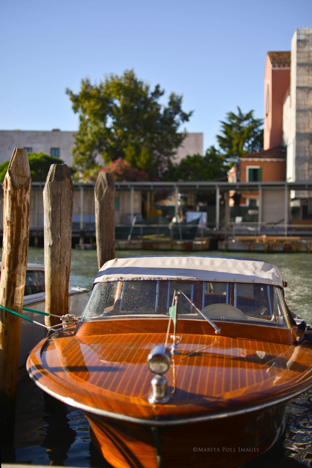 Marita Poll Images Venice Boat