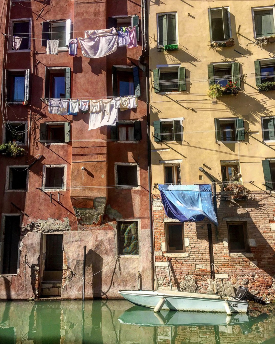 Marita Poll Images Venice Laundry 1