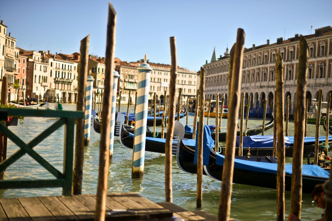 Marita Poll Images Venice Grand Canal