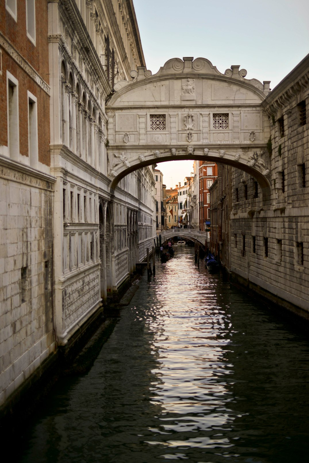 Marita Poll Images Venice Bridge of Sighs